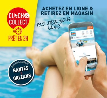 Click & Collect Cash Piscines