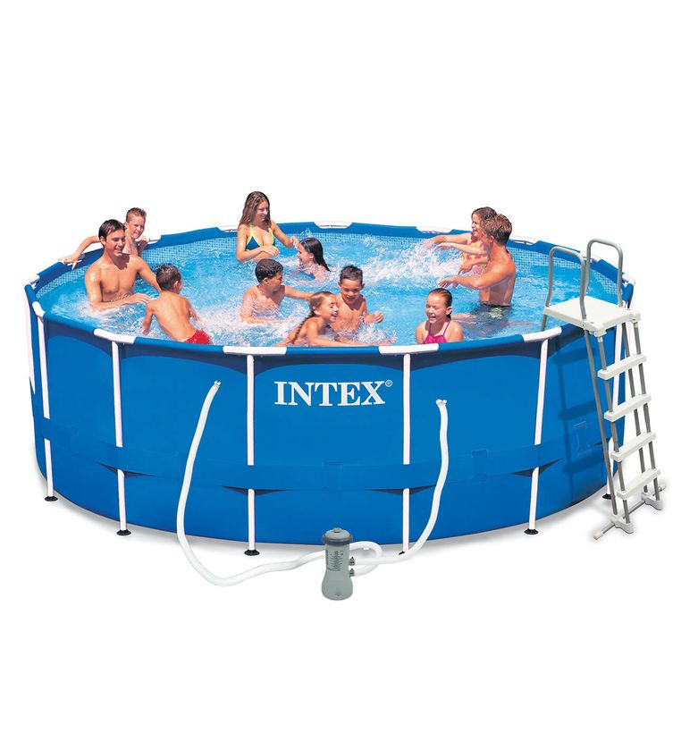 PISCINE INTEX METAL FRAME 4,57x1,22