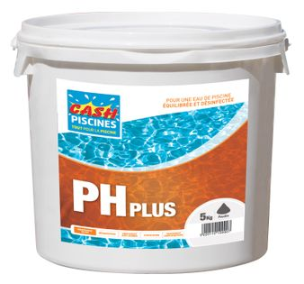 Ph plus 5kg cash piscines for Cash piscine kit